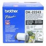 Brother DK-22243 Endlosetiketten (1 Rolle (10.2 cm x 30.48 m))