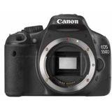 Canon EOS 550D Spiegelreflex Body ohne Objektiv schwarz