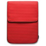 LaCie Coat Laptop Case 33cm (13 Zoll) rot