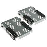 "Lancool HD-02 HDD/SSD-Rack 3,5"" (8,89 cm) / 2,5"" (6,35 cm)"