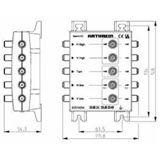 Kathrein Sat-Verteiler EBX 2520