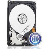 """640GB WD Blue WD6400BPVT 8MB 2.5"""" (6.4cm) SATA 3Gb/s"""