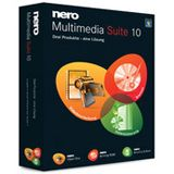 Nero Multimedia Suite 10 32/64 Bit Multilingual Brennprogramm