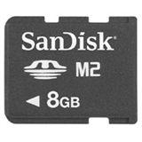 8 GB SanDisk M2 Gaming Memory Stick Micro Bulk