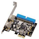 Hama IDE- & eSATA-RAID-Karte, PCIe