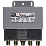 Atevio DiSEqC Switch 4/1 mit WSG