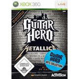 Guitar Hero - Metallica (XBox360)