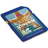 8GB Kingston SD6/8GB-U Ultimate Secure DIgital SDHC Karte