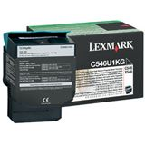 Lexmark Toner C546U1KG Schwarz