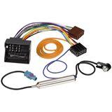 Hama KFZ-ISO-Adapter mit Phantomeinspeisung für