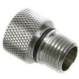 Bitspower Auslass-Adapter auf IG 1/4 für Eheim 1048 - shiny silver