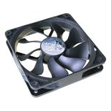 Akasa Apache case fan black 120x120x25mm 600-1300 U/min 16 dB(A)