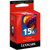 Lexmark 18C2100E Cartridge No. 15A multicolor