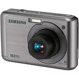 Samsung ES20, 10,2 Mio Pixel Digitalkamera schwarz