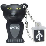 4 GB EMTEC M313 Panther schwarz USB 2.0
