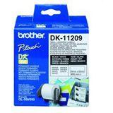 Brother DK-11209 Universal-Etiketten 6.2x2.9 cm (1 Rolle)