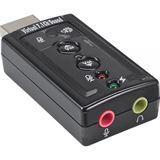 InLine USB Audio Soundkarte USB 2.0