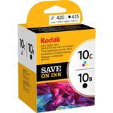 Kodak 3949948 10B + 10C schwarz + farbig