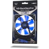 Noiseblocker NB-BlackSilentFan XE2 Rev. 3.0 92x92x25mm 1800 U/min 21