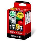 Lexmark Druckkopf 80D2952 schwarz, cyan, magenta, gelb