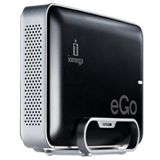 "2000GB Iomega eGo Charcoal 34985/34986 3.5"" (8.9cm) USB 3.0"