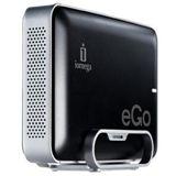 """2000GB Iomega eGo Charcoal 34985/34986 3.5"""" (8.9cm) USB 3.0"""
