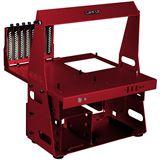Lian Li PC-T60R Test Bench ohne Netzteil rot