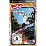 Sega - Rally Essentials (PSP)