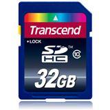 32 GB Transcend Premium SDHC Class 10 Retail