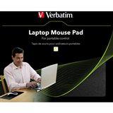 Verbatim Mauspad Laptop Schwarz USB 2.0