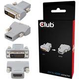 Club 3D Adapter für DVI zu HDMI (CAA-DMD>HFD3)