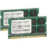 8GB GeIL DDR3-1333 SO-DIMM CL9 Dual Kit