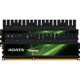 4GB ADATA XPG + Series v2.0 DDR3-1600 DIMM CL9 Dual Kit