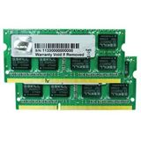 8GB G.Skill Standard DDR3-1066 SO-DIMM CL9 Dual Kit