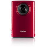 Kodak ZM1 Mini SD-Camcorder Rot