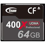64GB TeamGroup CF Card 400X