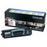 Lexmark Toner X203A11G Schwarz