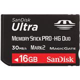 16 GB SanDisk Pro Duo Ultra II Memory Stick Retail