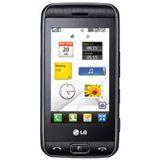 LG Electronics GT400 Viewty 45 MB schwarz