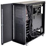 Lian Li PC-V2120X gedämmt Big Tower ohne Netzteil schwarz