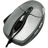 Arctic M551D Gaming Gaming Mouse USB grau/schwarz (kabelgebunden)