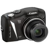 Canon Powershot SX130 IS schwarz