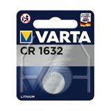 Varta Professional CR1632 Lithium Knopfzellen Batterie 3.0 V 1er Pack