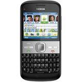Nokia E5-00 black