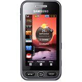 Samsung S5230 noble black