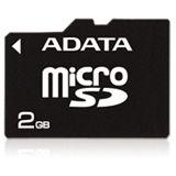2GB ADATA AUSD2GZ-R Secure Digital microSD Karte