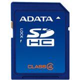 4 GB ADATA Standard SDHC Class 4 Retail