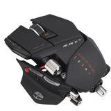 Mad Catz Cyborg R.A.T 9 5600 dpi USB schwarz (kabellos)
