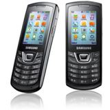 Samsung Smartphone C3200 deep black