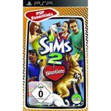 Die EA Sims 2 - Haustiere Essentials (PSP)
